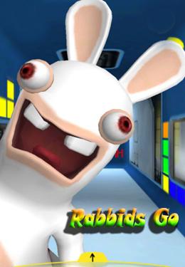 Rabbids Go HD - iPhone game screenshots  Gameplay Rabbids Go HD Rabbids Hd