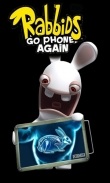 In addition to the game Dead Trigger for iPhone, iPad or iPod, you can also download Rabbids Go Phone Again for free