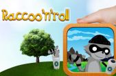 In addition to the game  for iPhone, iPad or iPod, you can also download RaccoonRoll for free