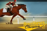 In addition to the game Monster Truck Racing for iPhone, iPad or iPod, you can also download Race horses champions 2 for free