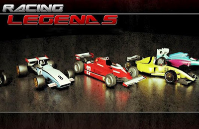 Download Racing Legends iPhone free game.