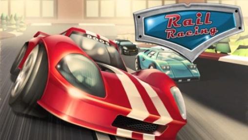 Download Rail racing iPhone free game.