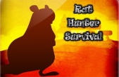 In addition to the game  for iPhone, iPad or iPod, you can also download Rat Hunter Survival for free