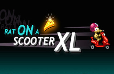 Download Rat On A Scooter XL iPhone free game.