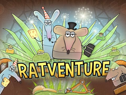 Download Ratventure iPhone free game.