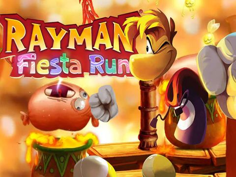 Download Rayman Fiesta Run iPhone free game.
