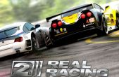 In addition to the game Kick the Buddy: No Mercy for iPhone, iPad or iPod, you can also download Real Racing 2 for free