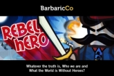 In addition to the game Birzzle for iPhone, iPad or iPod, you can also download Rebel Hero for free