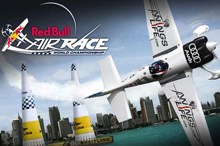 Download Red Bull air race World championship iPhone free game.