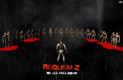 Download Requiem Z iPhone free game.