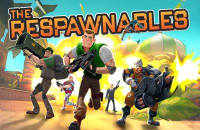 Screenshots of the Respawnables game for iPhone, iPad or iPod.