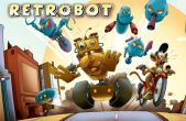 In addition to the game Kick the Buddy: No Mercy for iPhone, iPad or iPod, you can also download Retrobot for free