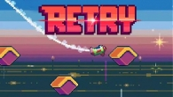 In addition to the game Get Gravel! for iPhone, iPad or iPod, you can also download Retry for free