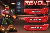 In addition to the game Avatar for iPhone, iPad or iPod, you can also download Revolt for free