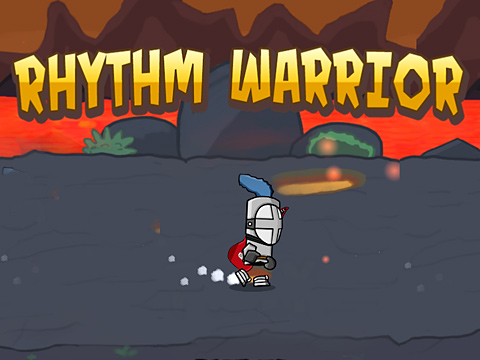 Download Rhythm warrior iPhone free game.