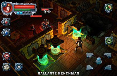 Hammer of Thor - iPhone game screenshots. Gameplay Rimelands: Hammer