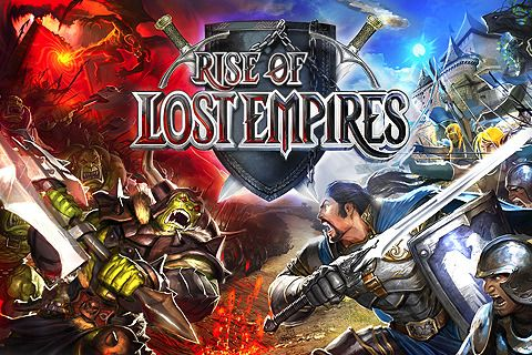 Download Rise of lost Empires iPhone free game.