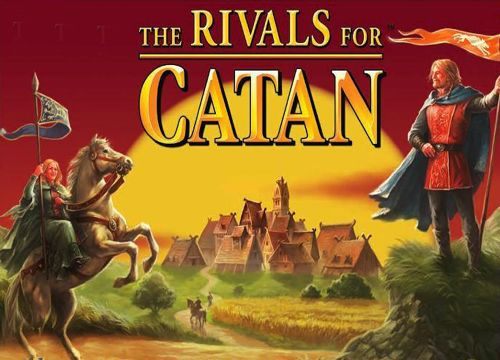 Download Rivals for Catan iPhone free game.