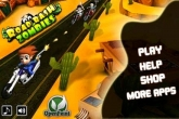 In addition to the game Amazing Block Shift for iPhone, iPad or iPod, you can also download Road rash zombies for free