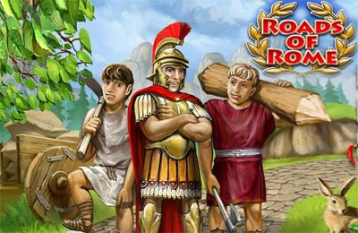 Screenshots of the Roads of  Rome game for iPhone, iPad or iPod.