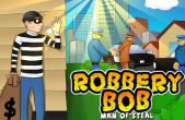 In addition to the game Armed Heroes Online for iPhone, iPad or iPod, you can also download Robbery Bob for free