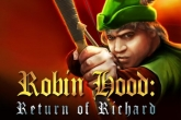 In addition to the game Dead Trigger for iPhone, iPad or iPod, you can also download Robin Hood: The return of Richard for free