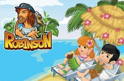 Screenshots of the Robinson game for iPhone, iPad or iPod.