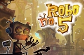 In addition to the game Slender man: Origins for iPhone, iPad or iPod, you can also download Robo5 for free