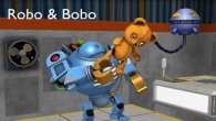 In addition to the game Armed Heroes Online for iPhone, iPad or iPod, you can also download Robo & Bobo for free