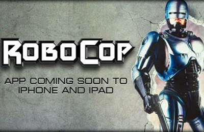 Screenshots of the RoboCop game for iPhone, iPad or iPod.