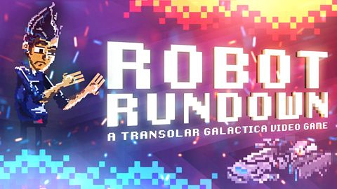 Download Robot: Rundown iPhone free game.