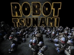 In addition to the game Deer Hunter: Zombies for iPhone, iPad or iPod, you can also download Robot Tsunami for free