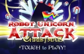In addition to the game Grand Theft Auto: Vice City for iPhone, iPad or iPod, you can also download Robot Unicorn Attack Christmas Edition for free