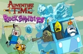 In addition to the game Fat Birds Build a Bridge! for iPhone, iPad or iPod, you can also download Rock Bandits – Adventure Time for free