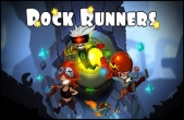 In addition to the game Asphalt 4: Elite Racing for iPhone, iPad or iPod, you can also download Rock Runners for free