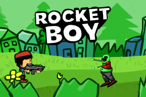 Download Rocket boy iPhone free game.