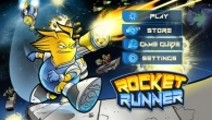 In addition to the game Cricket Game for iPhone, iPad or iPod, you can also download Rocket Runner for free