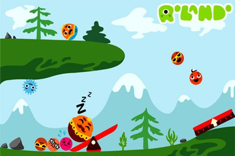 Download Rolando iPhone free game.