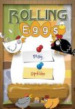 In addition to the game Traffic Racer for iPhone, iPad or iPod, you can also download Rolling Eggs! for free