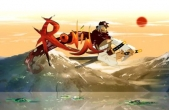 In addition to the game CHAOS RINGS II for iPhone, iPad or iPod, you can also download Ronin for free