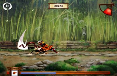 Screenshots of the Ronin game for iPhone, iPad or iPod.