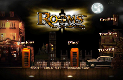 Screenshots of the Rooms:The Main Building game for iPhone, iPad or iPod.