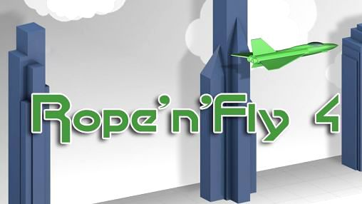 Download Rope'n'fly 4 iPhone free game.
