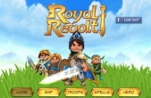 In addition to the game Zombie Smash for iPhone, iPad or iPod, you can also download Royal Revolt! for free