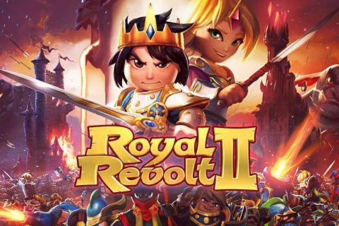 Download Royal revolt 2 iPhone free game.