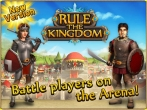 In addition to the game QBeez for iPhone, iPad or iPod, you can also download Rule the Kingdom for free