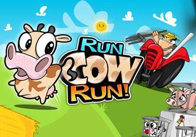 Download Run Cow Run iPhone free game.
