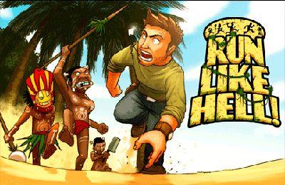 Screenshots of the Run like hell! game for iPhone, iPad or iPod.
