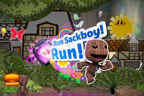 Download Run Sackboy! Run! iPhone free game.
