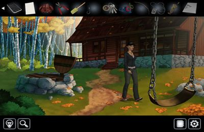 Screenshots of the Runaway: A Twist of Fate - Part 1 game for iPhone, iPad or iPod.